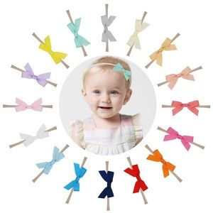 Other - A pack of 16 Baby headbands